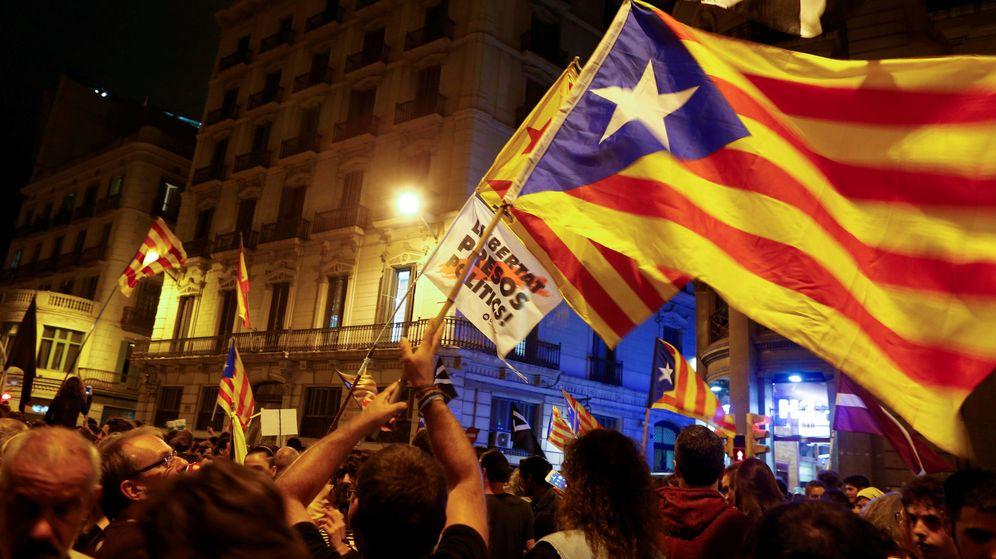 Foto: La jueza ordena a la Guardia Civil ir a la Generalitat a buscar documentos del 1-O. (Reuters)