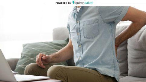Teletrabajo: ejercicios para tonificar la espalda y evitar el dolor en las lumbares