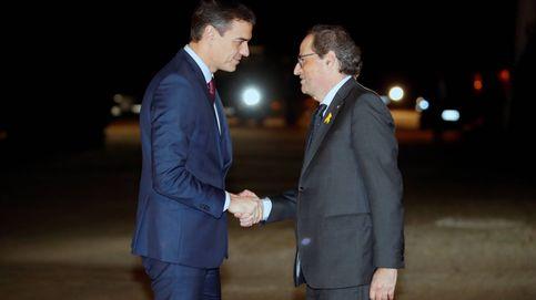 Sánchez ignora los 21 puntos de Torra y se ciñe a la nota pactada con el Govern