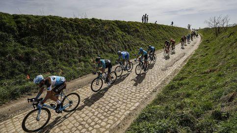 Roubaix, un infierno en medio del Tour de Francia: nervios y miedo al pavés