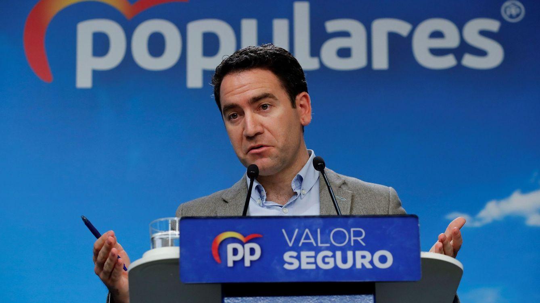 García Egea desautoriza a Ayuso y descarta la abstención del PP en la investidura