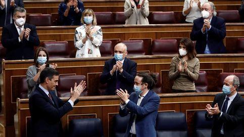 La moción de Vox ensancha el bloque de la investidura hasta los 193 diputados