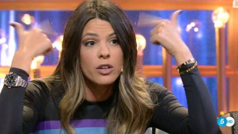 La visita de Laura Matamoros a la casa de 'GH VIP 6' desata la guerra en plató