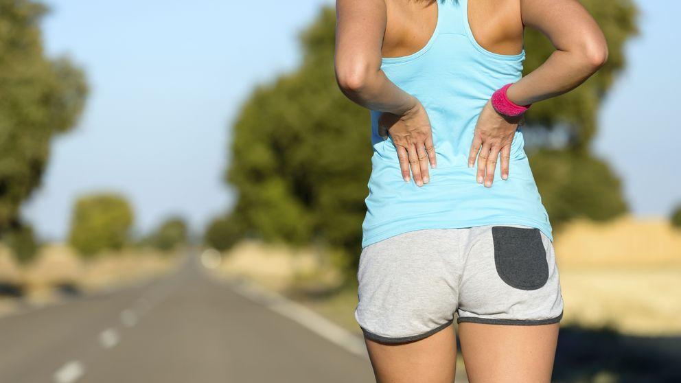 Doctor, sufro de hernia discal. ¿Tengo que dejar de hacer 'running'?
