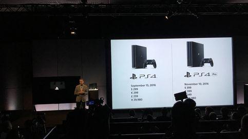 Sony anuncia PlayStation 4 Pro: una evolución de PS4 con 4K y HDR