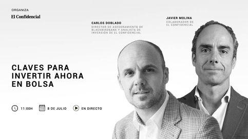 Claves para invertir en bolsa tras la pandemia: encuentro digital con Carlos Doblado