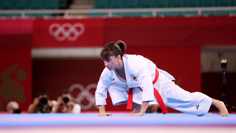 Sandra Sánchez ya es campeona europea, del mundo y olímpica. (Reuters)