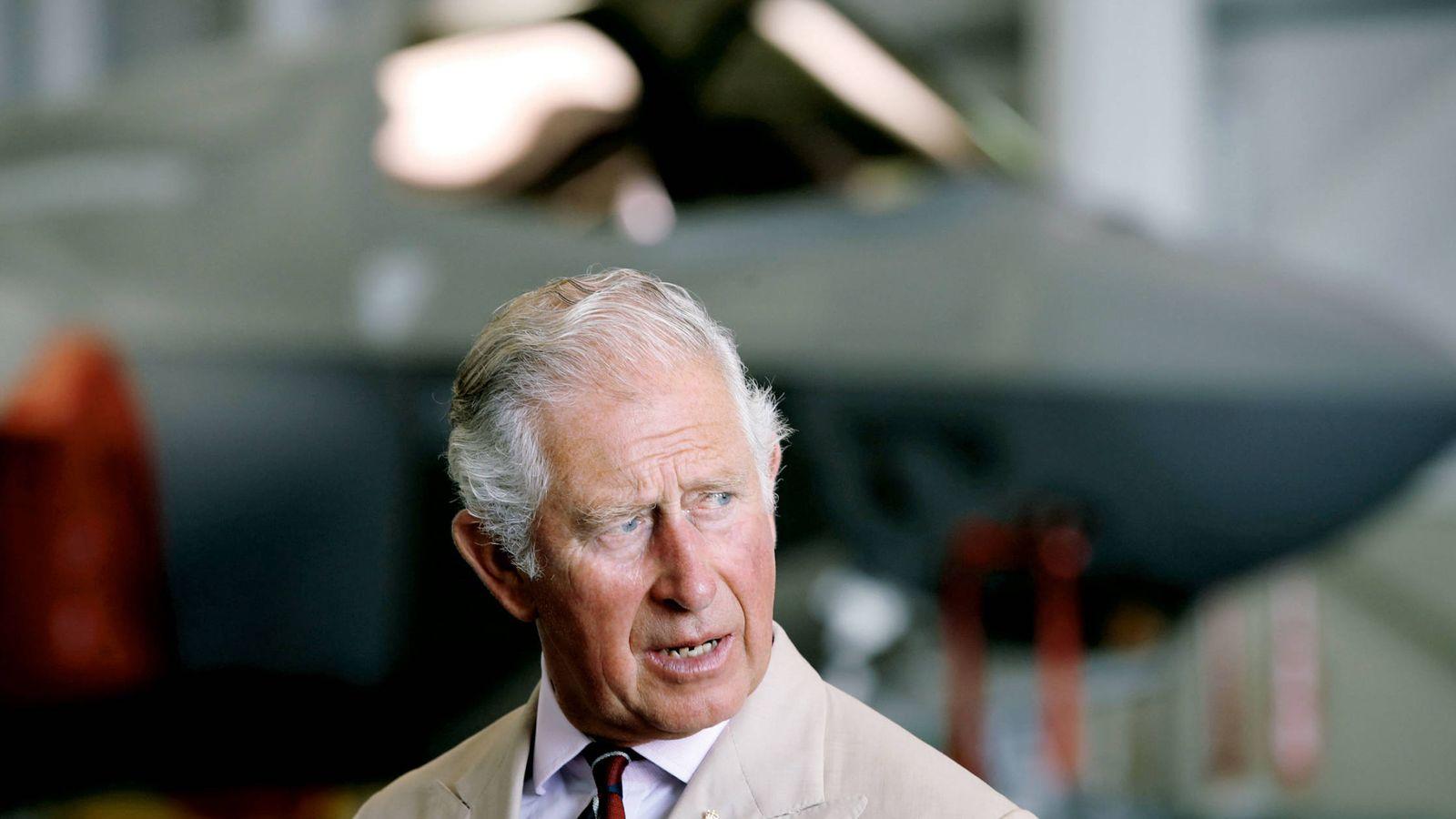 Foto:  Carlos de Inglaterra, en una imagen de archivo. (Getty)
