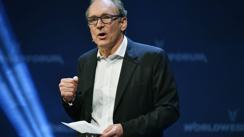 Tim Berners-Lee. (EFE)
