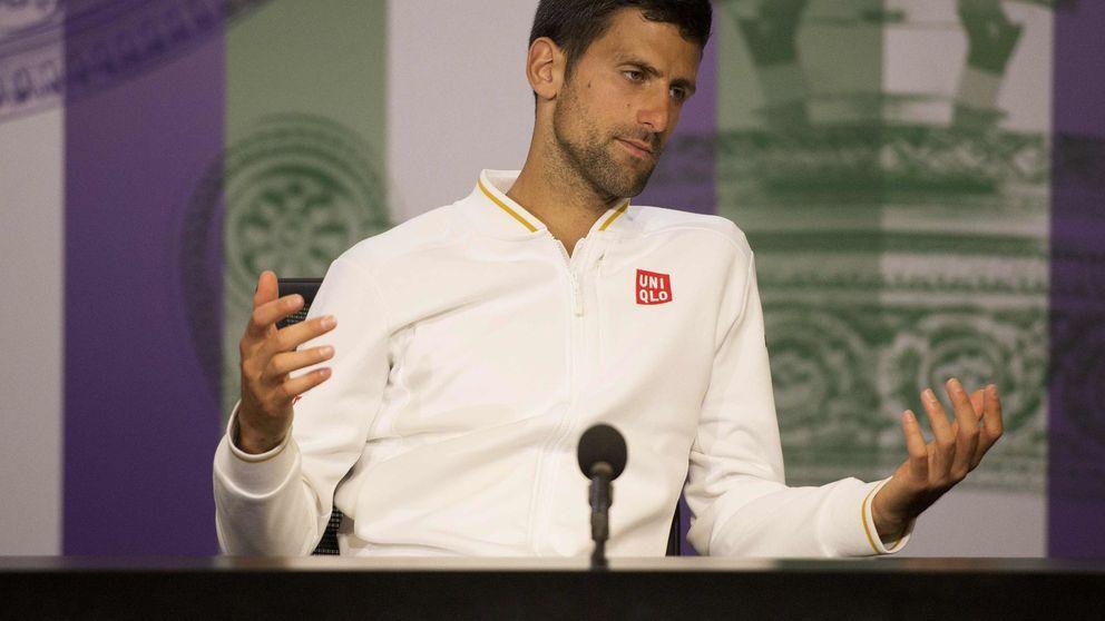 Djokovic no busca excusas: Mi rival mereció ganar, no voy  quitarle méritos