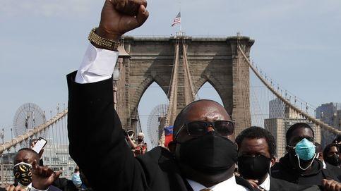 Las protestas van a menos en NY, con la policía y De Blasio en el punto de mira
