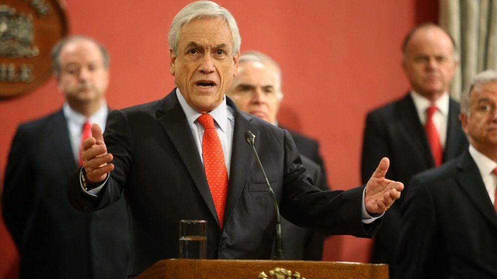 Foto: Presidente de chile releva a seis ministros entre ellos al canciller ampuero