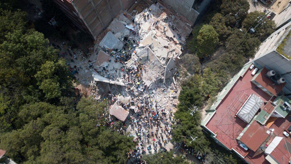 Un  español que sobrevivió al terremoto: Hay muchísimos desaparecidos