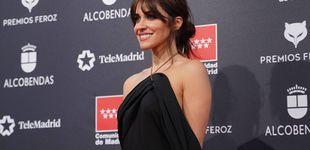 Post de El superlook de Macarena García y otros maquillajes de los Premios Feroz