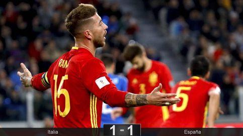 El habitual fallo de Ramos ensucia un partido que afianza la idea de Lopetegui