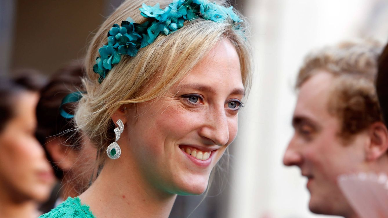 La princesa María Laura, la sobrina de los reyes de Bélgica que sufrió acoso escolar