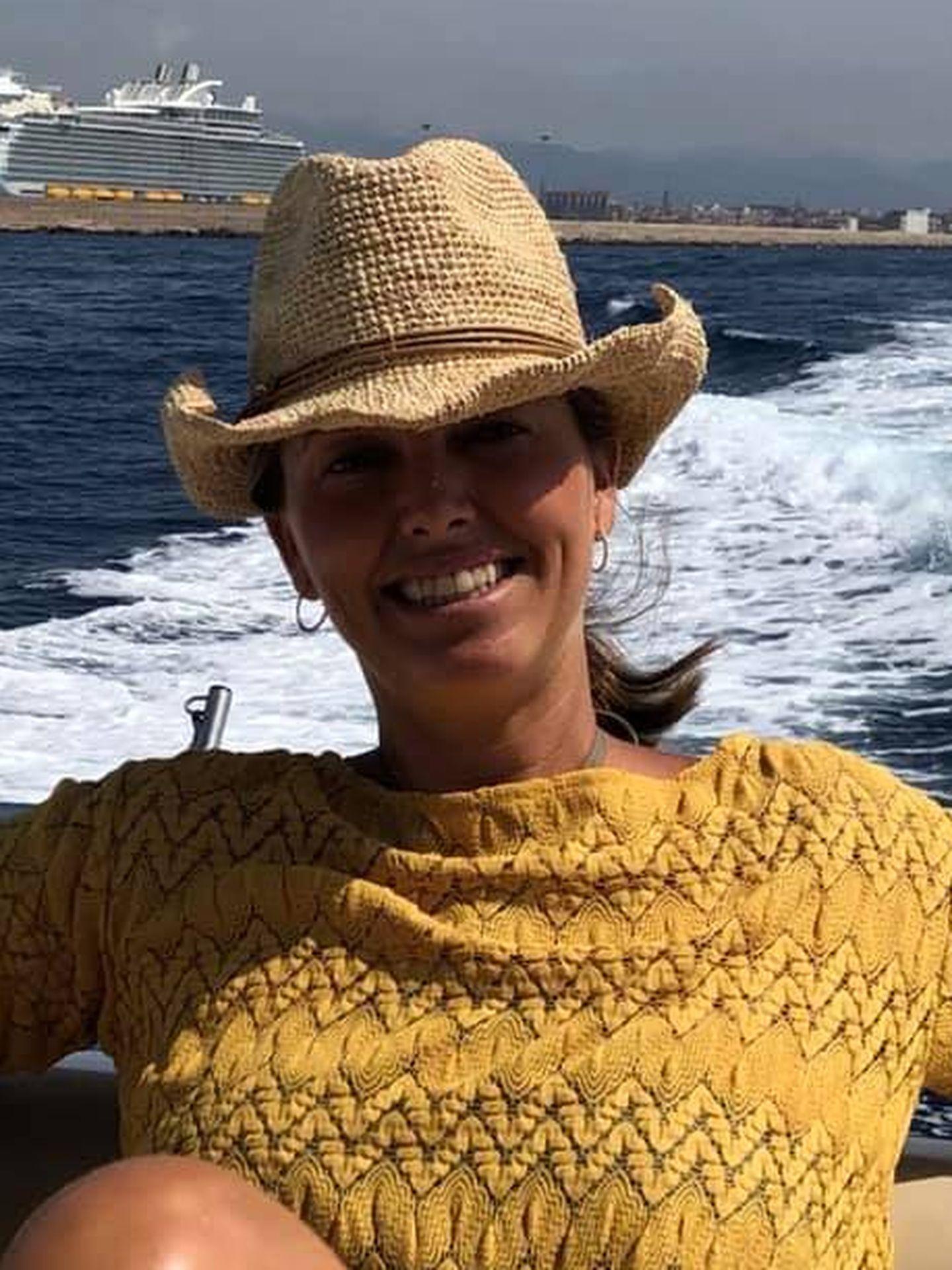 Lavinia Mateo de Bonilla, esposa de Ruiz-Mateos. (Facebook)