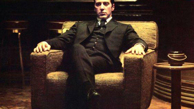 Al Pacino, en 'El Padrino 2'. (Paramount)