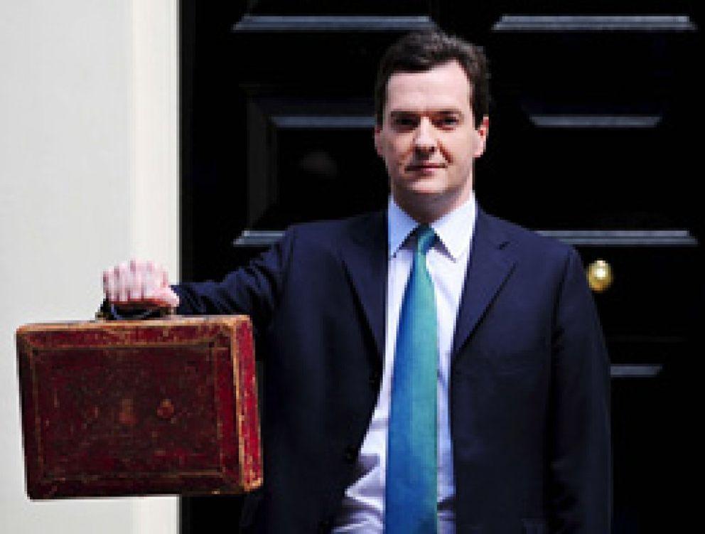 Foto: George Osborne, el Ulises del siglo XXI