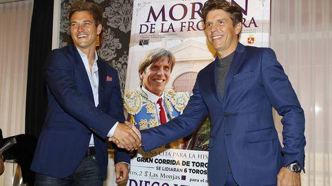 Julio Benítez y Manuel Díaz, el primer encuentro público de dos 'hermanos ADN'