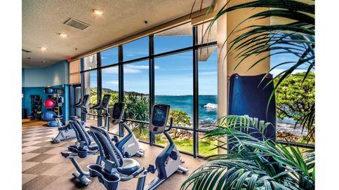 'Fitness' de cinco estrellas: los mejores gimnasios de hotel