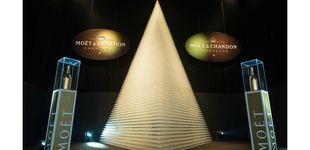 Post de El record Guinness de Moët & Chandon