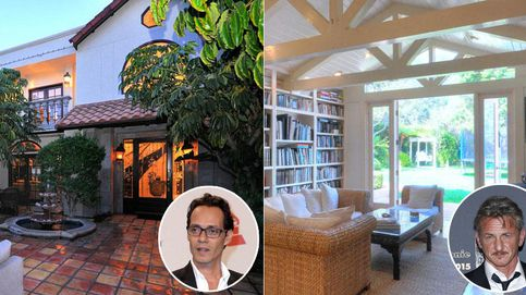 Fuga de 'celebs' en Los Ángeles: Marc Anthony y Sean Penn venden sus casas