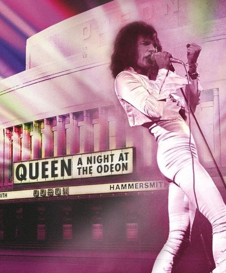Foto: 'Queen. A night at the Odeon' sale hoy a la venta