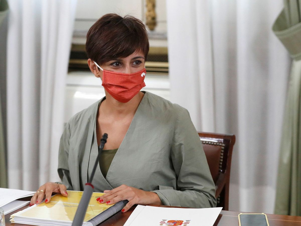Foto: La ministra de Política Territorial, Isabel Rodríguez. (EFE)