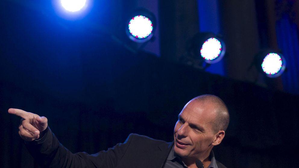 Ada Colau se reúne con Yanis Varufakis en Barcelona: Otra Europa es posible
