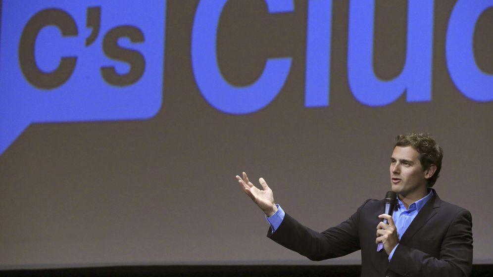 Foto: Albert Rivera fue miembro de Nuevas Generaciones del PP. (Efe)