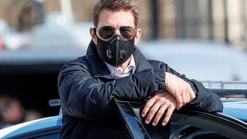Tom Cruise enfurece durante el rodaje de 'Mission Impossible' por las medidas anticovid