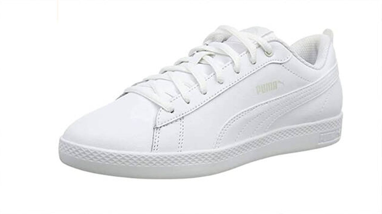 Zapatillas blancas para mujer de Puma