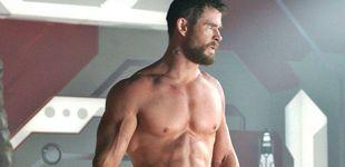 Post de Chris Hemsworth le promete a Elsa Pataky que no volverá a enseñar abdominales