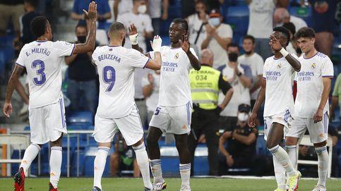 El Madrid estrena el Santiago Bernabéu con una remontada épica contra el Celta (5-2)