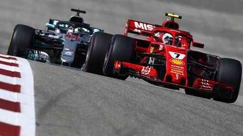 La amenaza en la Fórmula 1 para cambiar su filosofía y reducir distancia entre los coches