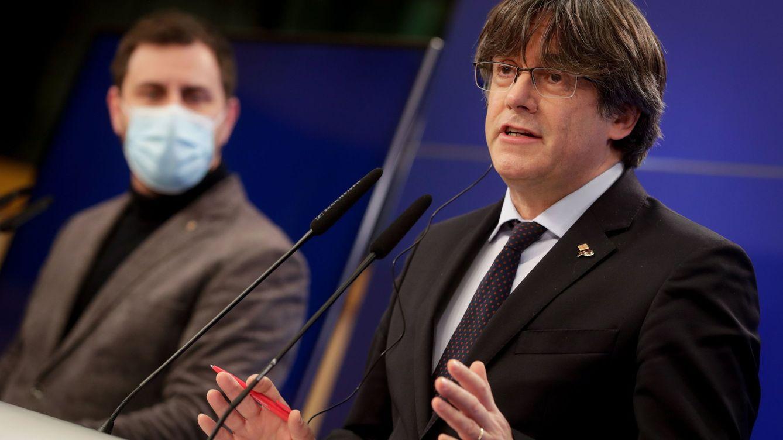 El desencanto se apodera de Puigdemont: del europeísmo al euroescepticismo