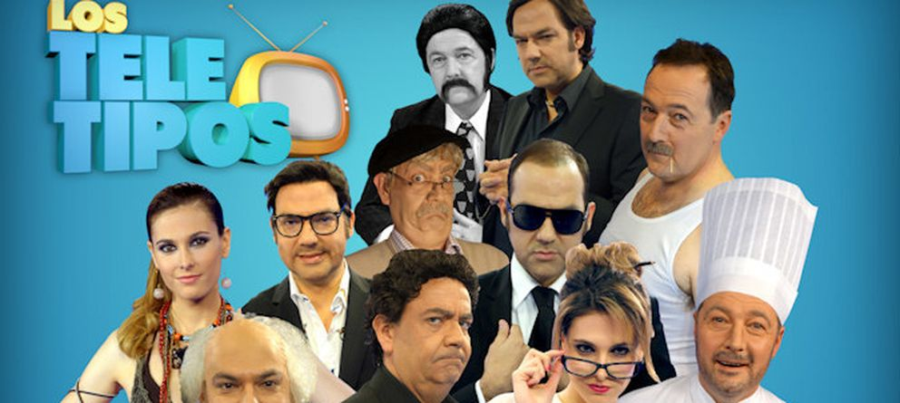 Foto: 'Los tele tipos', nuevo programa de Telemadrid