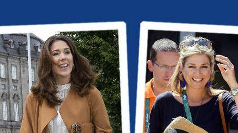 Estilo Real: puntuamos los looks veraniegos de Máxima, Mary y otras royals