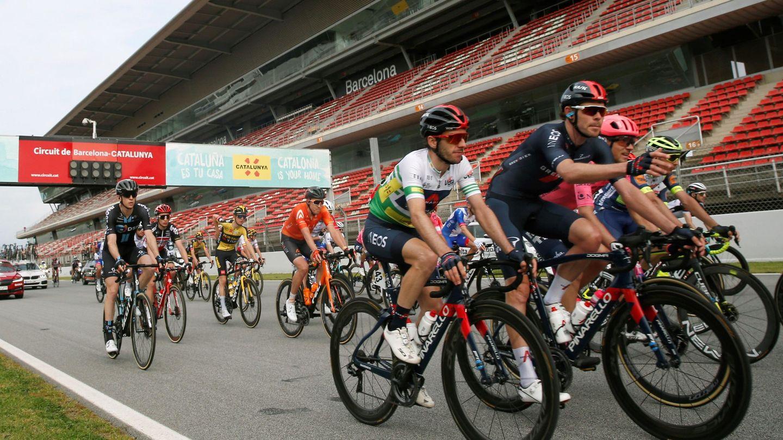 El trazado catalán también es escenario de carreras ciclistas de larga duración