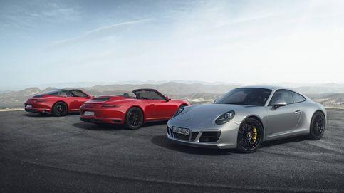 Nuevo Porsche 911 potenciado con las míticas siglas GTS