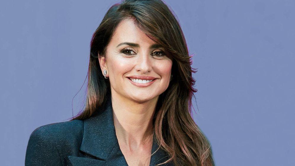 Foto: Penélope Cruz en una imagen de la première. (Getty)
