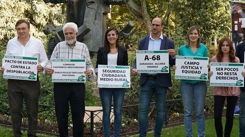 Teruel Existe entra en el Congreso con un diputado