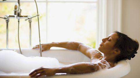 Un baño caliente quema las mismas calorías que 30 minutos caminando