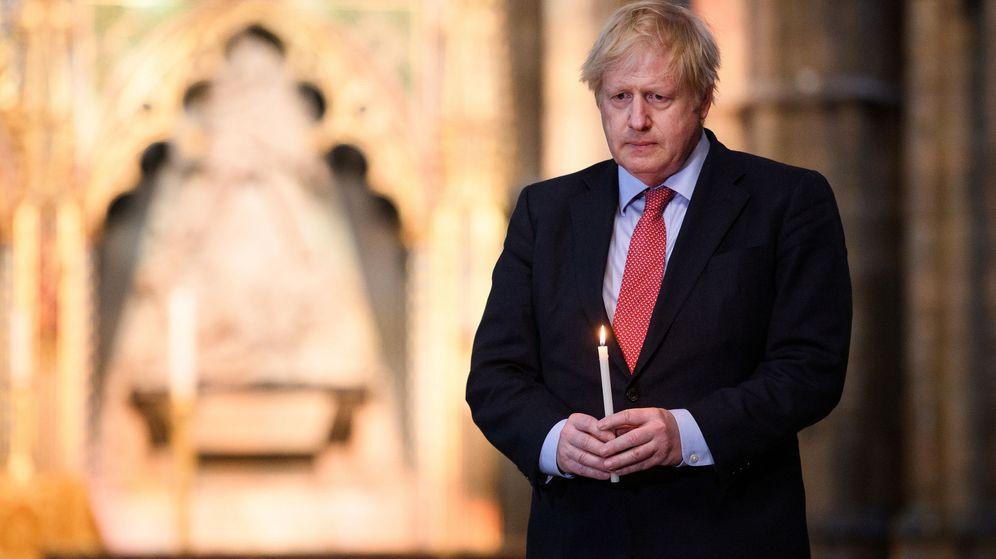 Foto: Boris Johnson en una imagen de archivo. (Reuters)