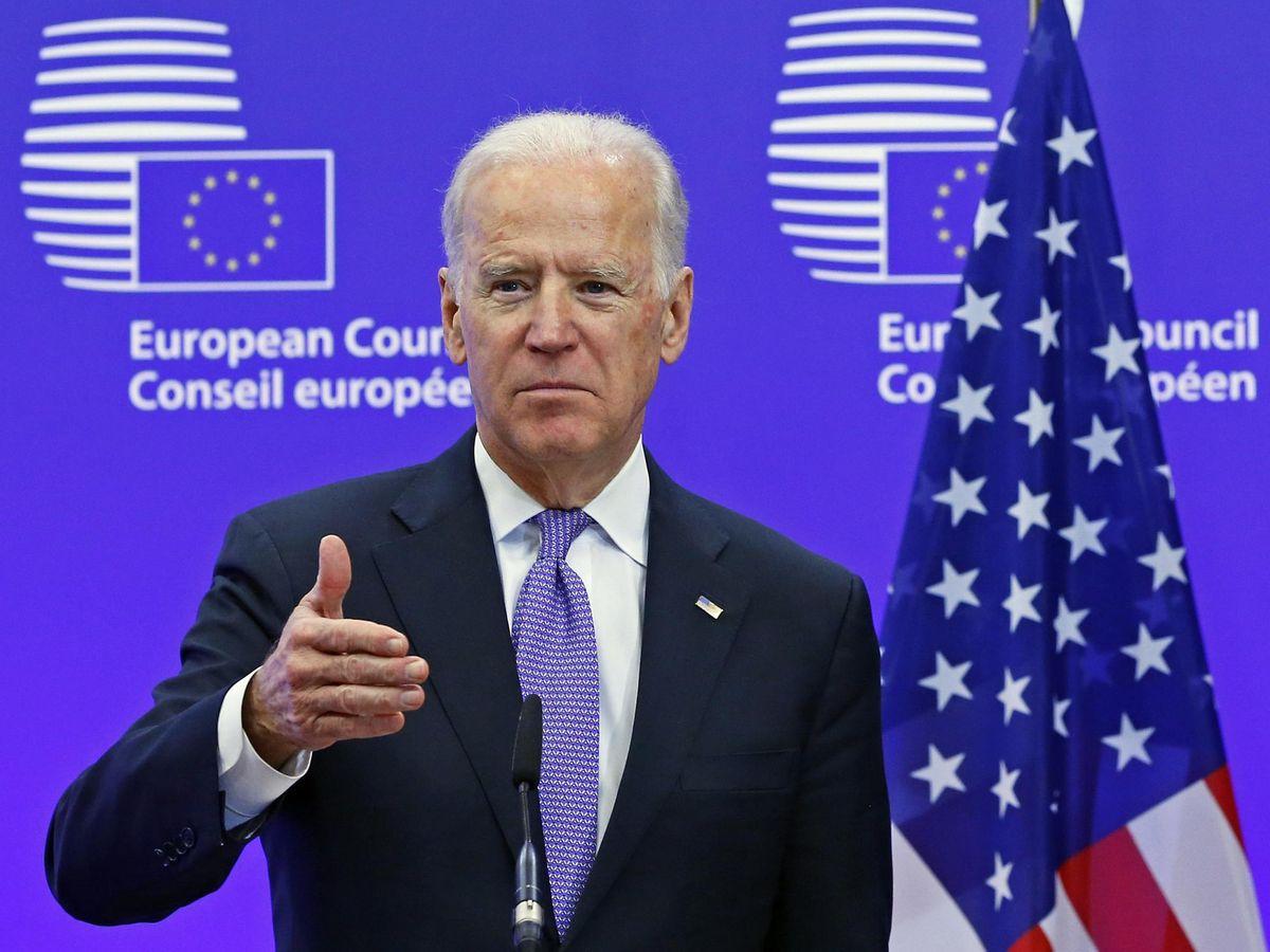 Foto: Joe Biden, presidente de EEUU (Reuters)
