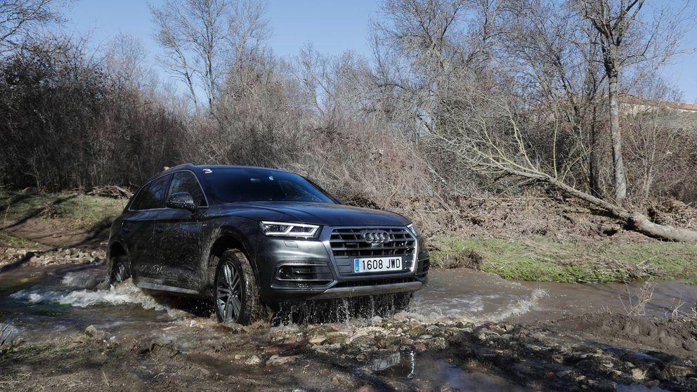 Al volante del nuevo Audi Q5, un Q7 en pequeño