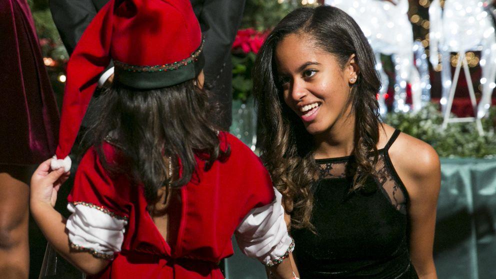 La niña de papá, Malia Obama, cumple 17 años convertida en una 'influencer'