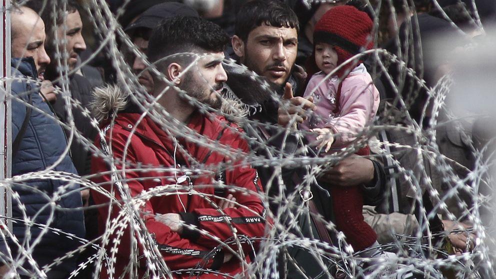 Si la UE quiere estos migrantes, que se haga cargo. Si no, que nos manden refuerzos
