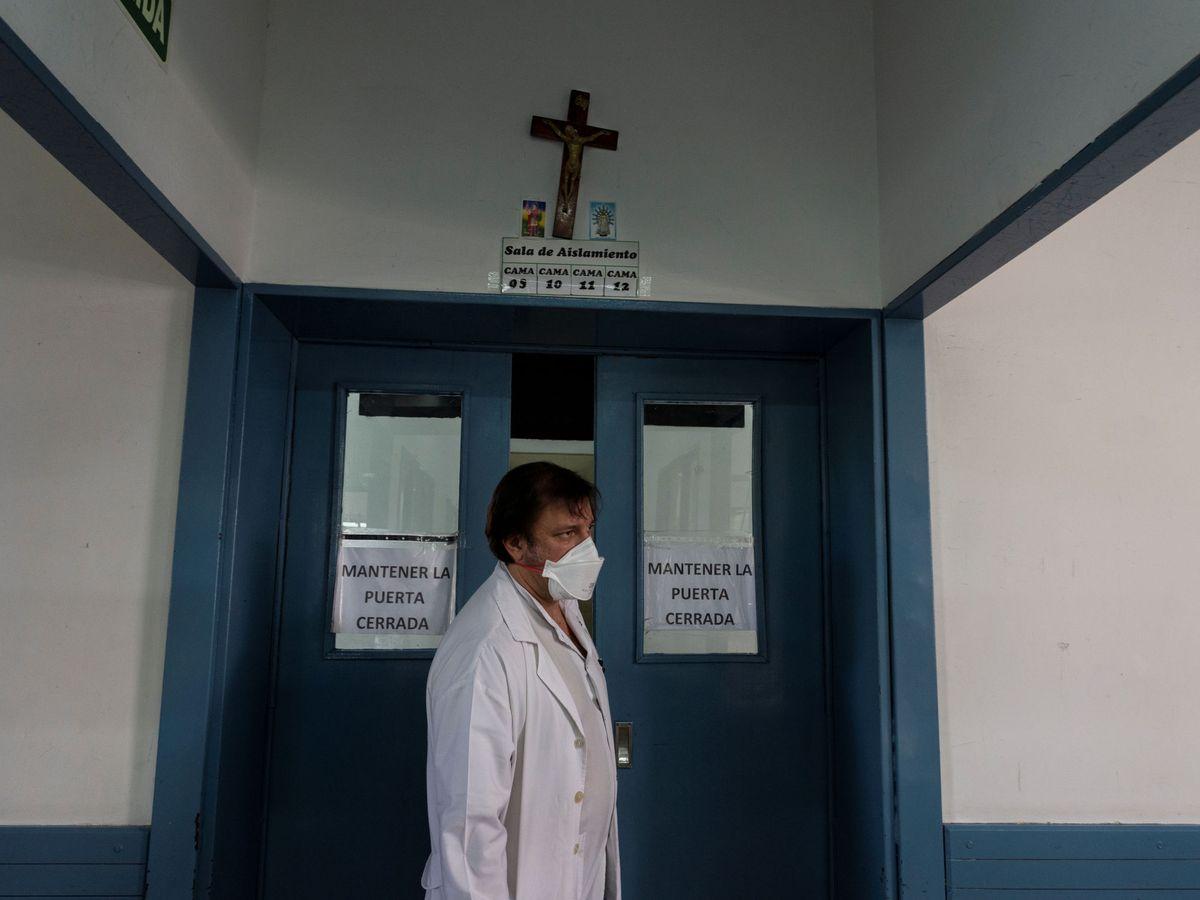 Foto: La tuberculosis sigue afectando a ocho millones de personas cada año, de las que mueren el 20 por ciento (Reuters/Magali Druscovich)